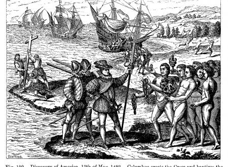LA DISFATTA DEL 1492