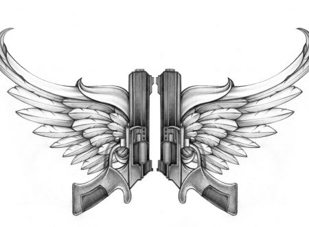 Father's gun