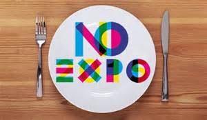 """Rinunci a EXPO e a tutti i suoi inganni [contiene """"Decrescita e cooperazione non etnocentrica"""" (2010)]"""