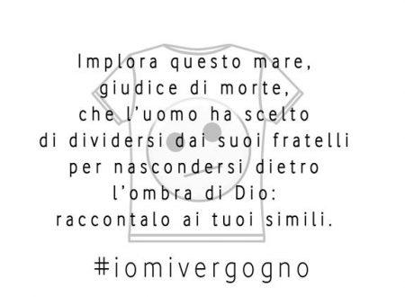 #iomivergogno