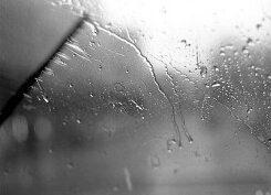 Autoritratto di un temporale
