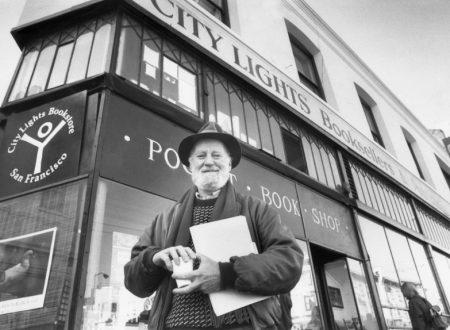 Lawrence Ferlinghetti, 100 anni fra beat, libri e poesia
