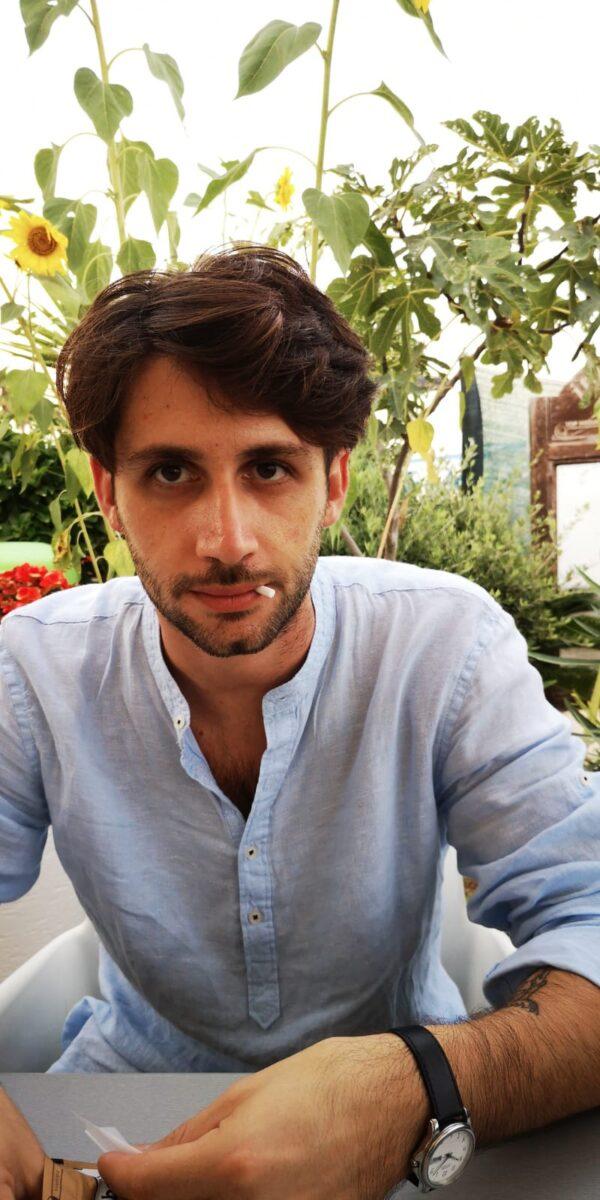 "Ponte Poesia | Davide Lucantoni / ""Mem"""